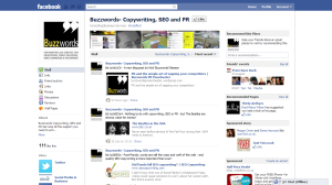 Buzzwords Facebook page image